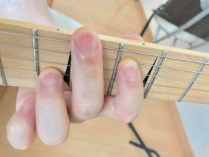 ギターミュート